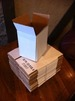 "Box - 3-8"" (New, Plain, White, 4x5x6) Image"