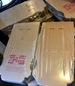"""Narrow Box - 14-17"""" (New, Pizza box, 16x16x2) Image"""