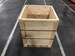 Wood Crate (1200lbs, Used, 25x25x29) Image